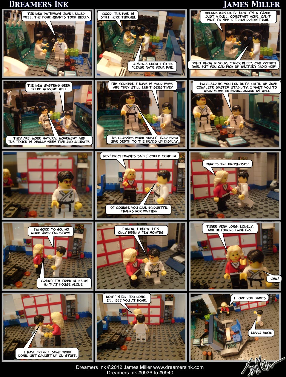 Strip #0936 To #0940