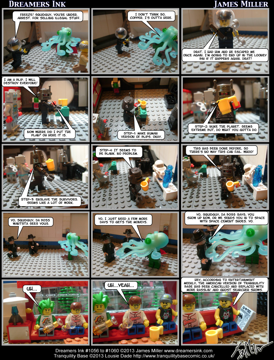 Strip #1056 To #0160