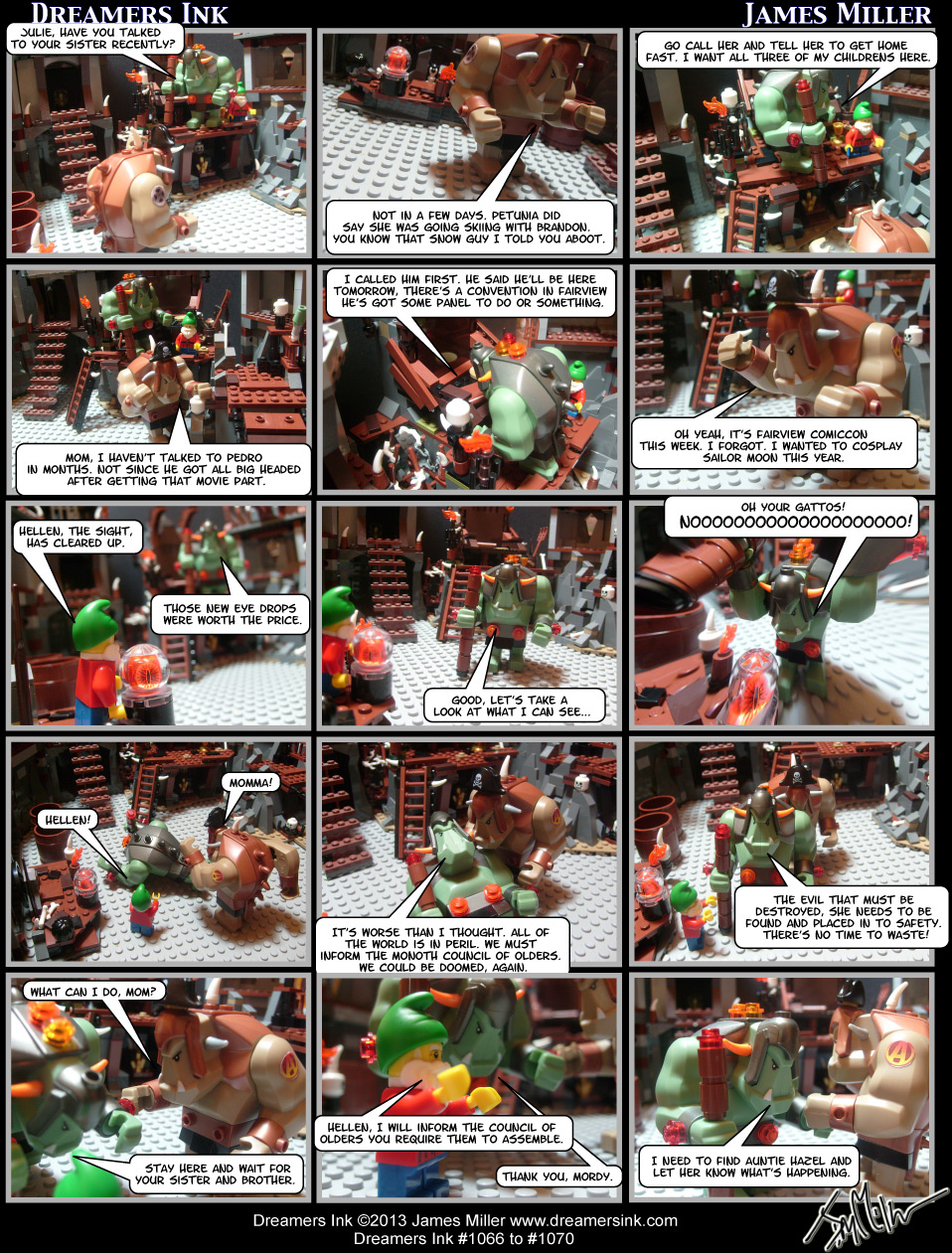 Strip #1066 To #1070