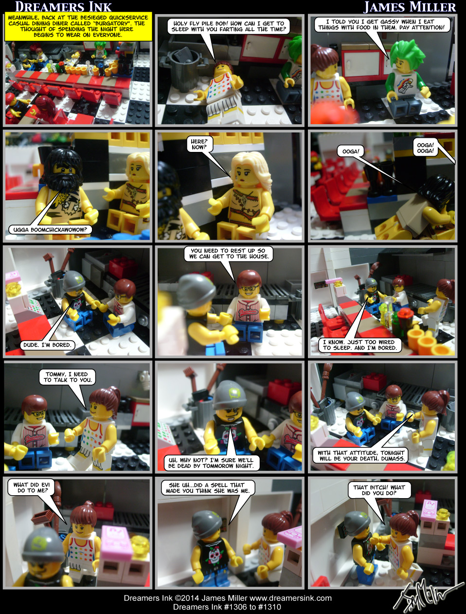 Strip #1306 To #1310
