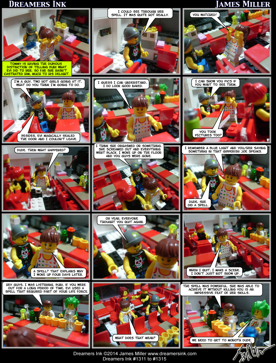 Strip #1311 To #1315