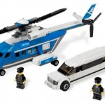 3222 Limo and Helicopter
