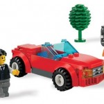 8402 Red Car